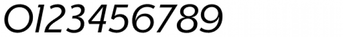 Churchward Legible Book Italic Font OTHER CHARS