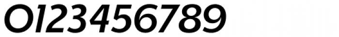 Churchward Legible Italic Font OTHER CHARS