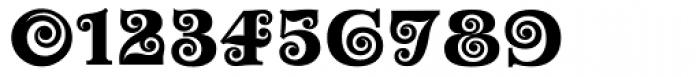 Churchward Maori Bold Font OTHER CHARS