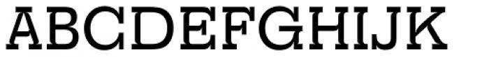 Churchward Montezuma Medium Font UPPERCASE