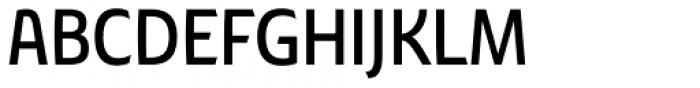 Chypre Cond Medium Font UPPERCASE