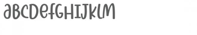 Christiany Font UPPERCASE