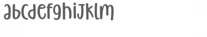 Christiany Font LOWERCASE