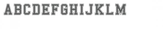 champion font Font UPPERCASE