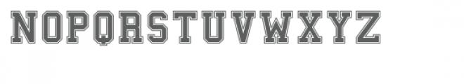 champion font Font LOWERCASE