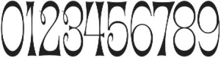 Cica Condensed Regular otf (400) Font OTHER CHARS