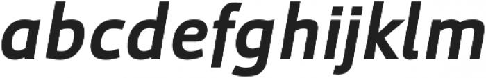 Cielo Bold Italic otf (700) Font LOWERCASE