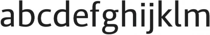 Cielo otf (400) Font LOWERCASE