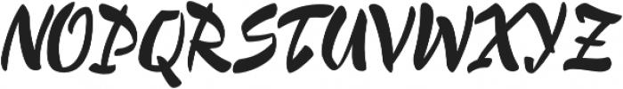 Cienfuegos otf (400) Font UPPERCASE