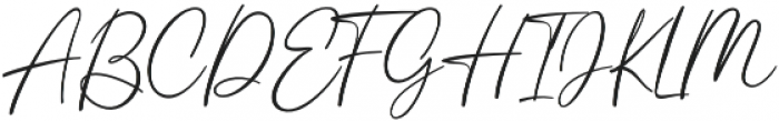 Cindoy Script Regular otf (400) Font UPPERCASE