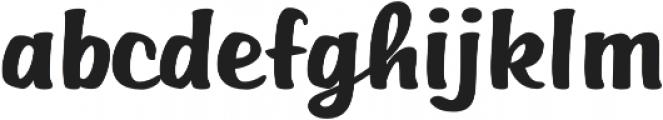 Cinefile otf (400) Font LOWERCASE