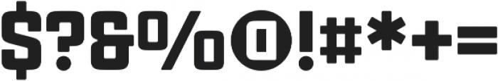 Cintra Slab Solid Regular otf (400) Font OTHER CHARS