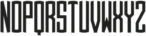 Circle Monogram (Legacy) 3 Letter - Center otf (400) Font UPPERCASE