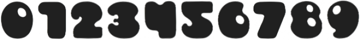 Circus Bold otf (700) Font OTHER CHARS