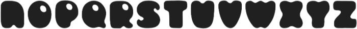 Circus Bold otf (700) Font LOWERCASE