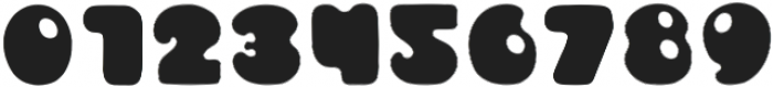 Circus Bold ttf (700) Font OTHER CHARS