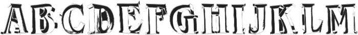 CircusCircus otf (400) Font UPPERCASE