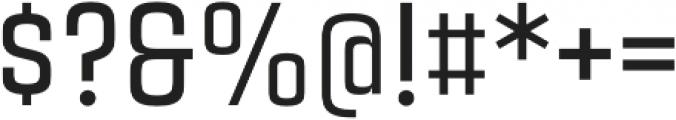 Citadina Medium Regular otf (500) Font OTHER CHARS