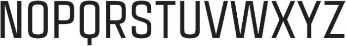 Citadina Medium Regular otf (500) Font UPPERCASE