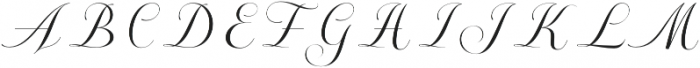 Citix Two otf (400) Font UPPERCASE