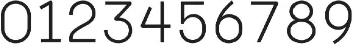 Citrine otf (400) Font OTHER CHARS