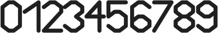 Citron regular otf (400) Font OTHER CHARS