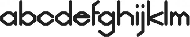 Citron regular otf (400) Font LOWERCASE