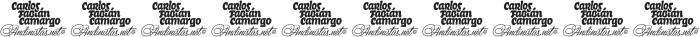 Citronela DingbatsFreeDemo otf (400) Font OTHER CHARS