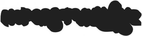Citronela ProBoldShadow otf (700) Font UPPERCASE