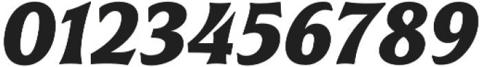 Civane Cond Bold Italic otf (700) Font OTHER CHARS