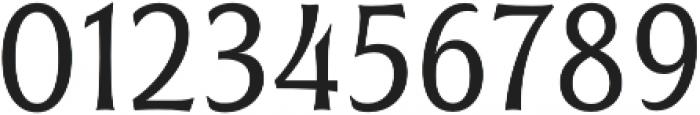 Civane Cond Book otf (400) Font OTHER CHARS