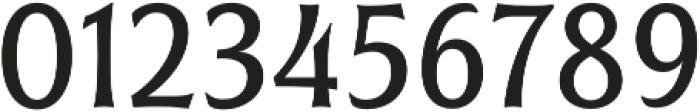 Civane Cond Regular otf (400) Font OTHER CHARS