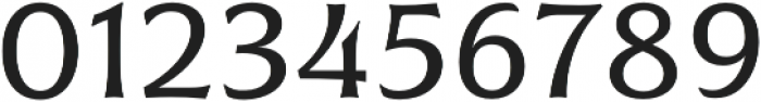 Civane Ext Regular otf (400) Font OTHER CHARS
