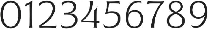 Civane Ext Thin otf (100) Font OTHER CHARS