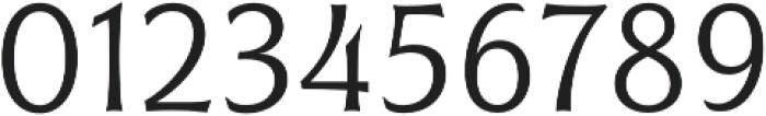 Civane Norm Light otf (300) Font OTHER CHARS