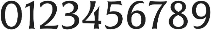 Civane Norm Regular otf (400) Font OTHER CHARS