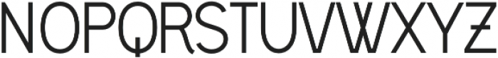 Civic Sans Medium otf (500) Font UPPERCASE