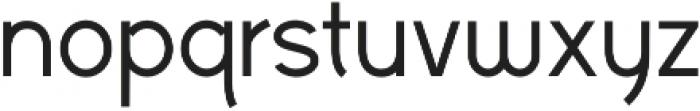Civic Sans Medium otf (500) Font LOWERCASE
