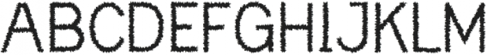 Civic Sans Stitched Medium otf (500) Font UPPERCASE