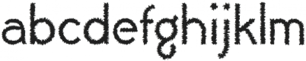 Civic Sans Stitched Medium otf (500) Font LOWERCASE