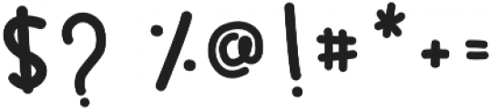 circlesNo1831 otf (400) Font OTHER CHARS