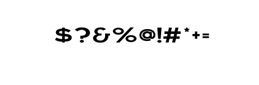 Cincinnati Font Font OTHER CHARS