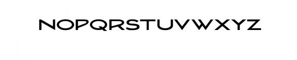 Cincinnati Font Font UPPERCASE