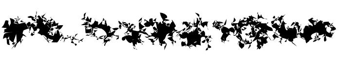 CISF Camouflage Kit Modernized Font OTHER CHARS