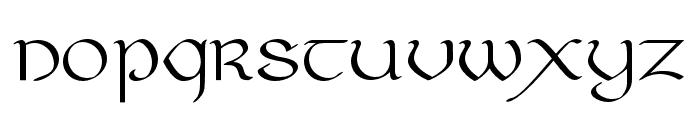Cianan-ur Regular Font UPPERCASE
