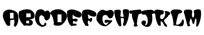 Cigarstore Font UPPERCASE