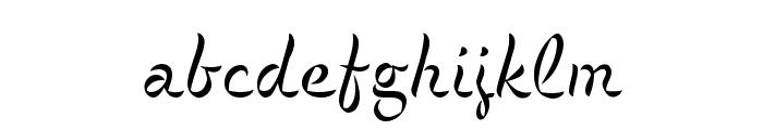 Cigno Font LOWERCASE