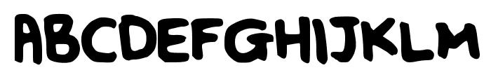 CinnamonsFont Font UPPERCASE