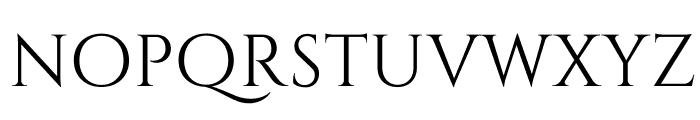 CinzelDecorative-Regular Font LOWERCASE