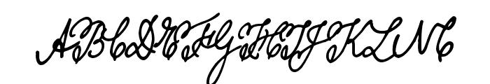 Cioroianu font Font UPPERCASE